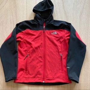 North face jacket apex men's size small